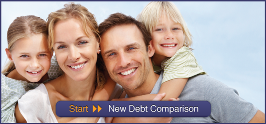 Start New Debt Comparison